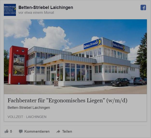 Garant Wohndesign: Fachberater_ergonomischesliegen-bettenstriebel